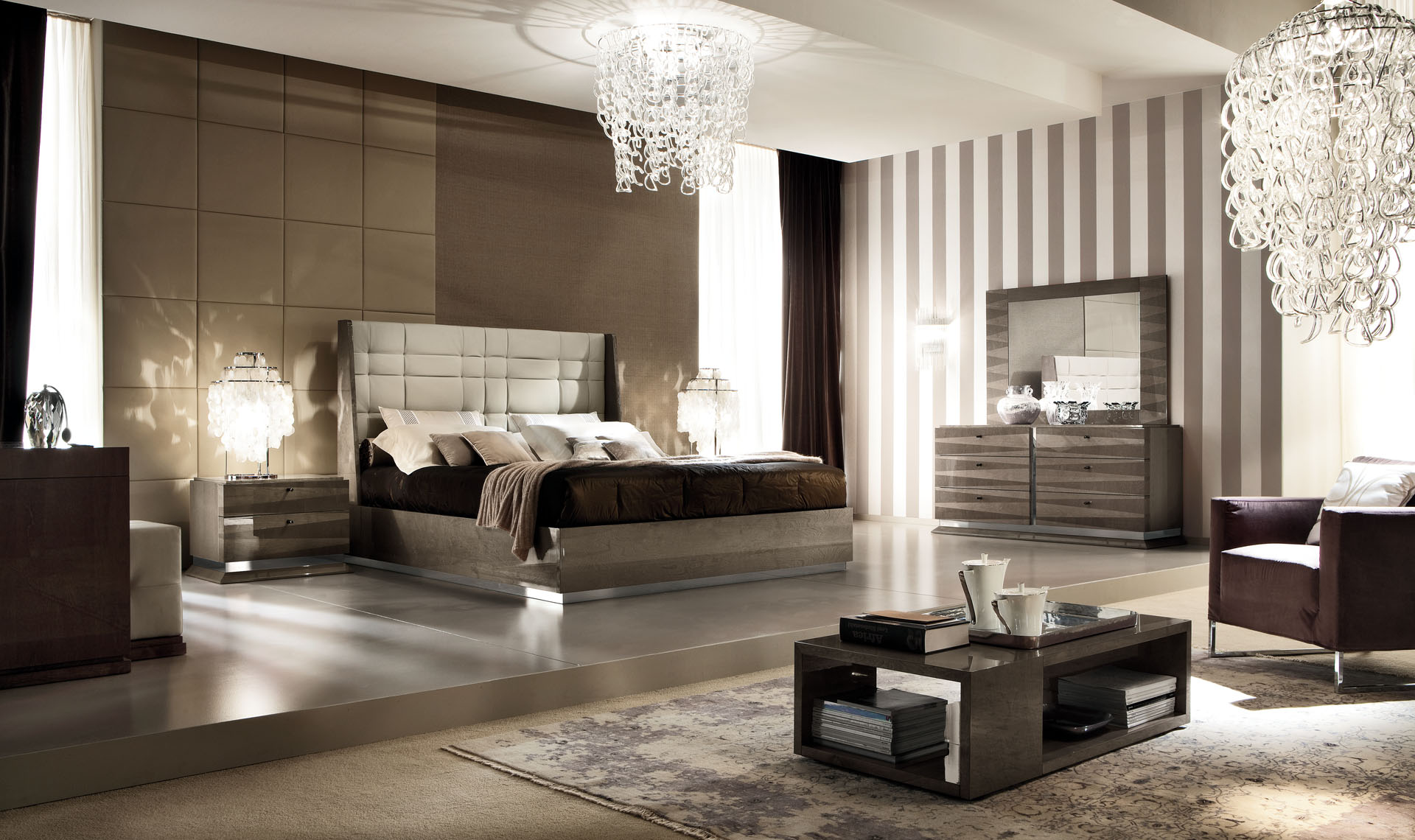 Monaco Bedroom Overview