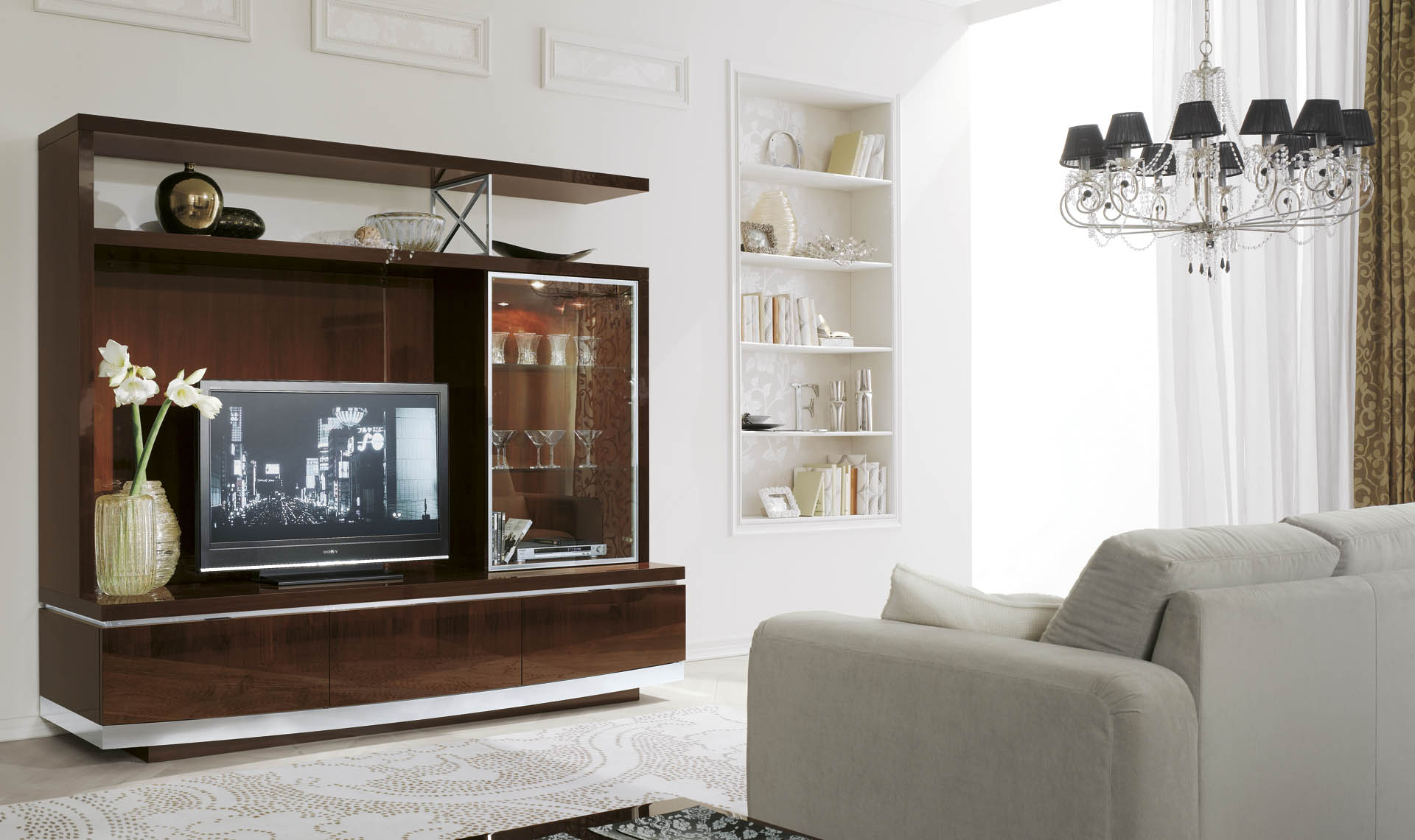 Garda Entertainment Center Overview
