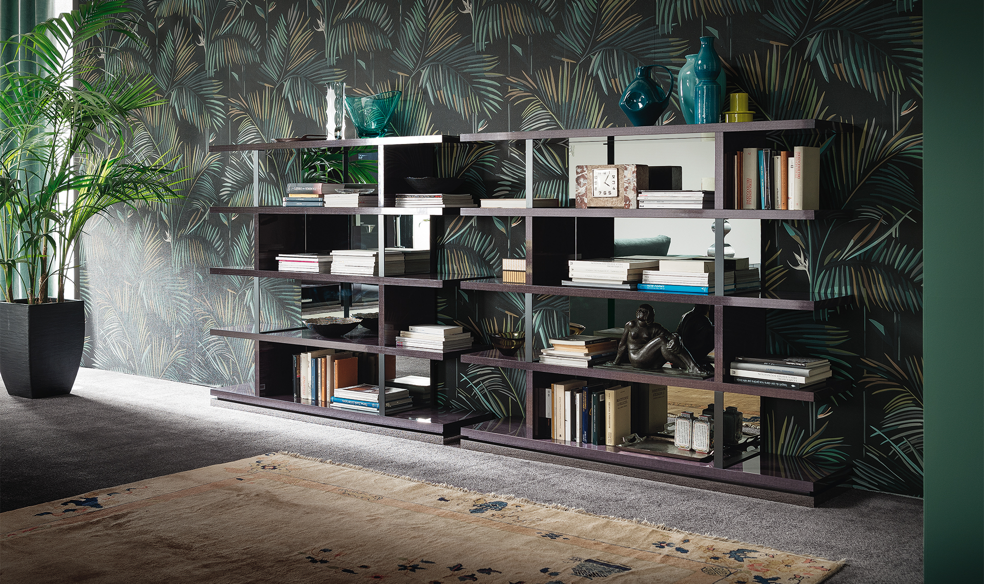 Heritage Dining Room Bookcase