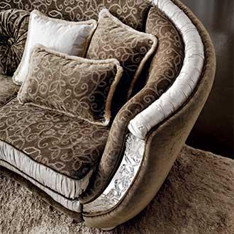 Mirò Living Room Sofa Detail