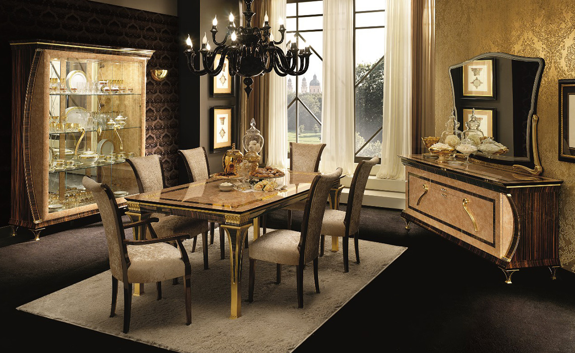 Rossini Dining room big dining table