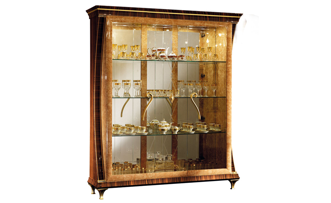 Rossini Dining room  Display Cabinets