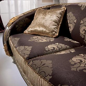 Liberty Living Room sofa fabric