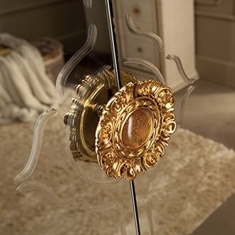Leonardo Bedroom wardrobe handle