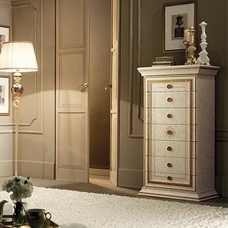 Leonardo Bedroom chest of drawers