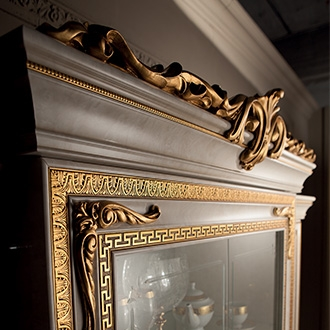 Leonardo Dining room cabinet frame