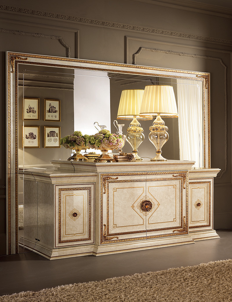 Leonardo Dining room four doors buffet