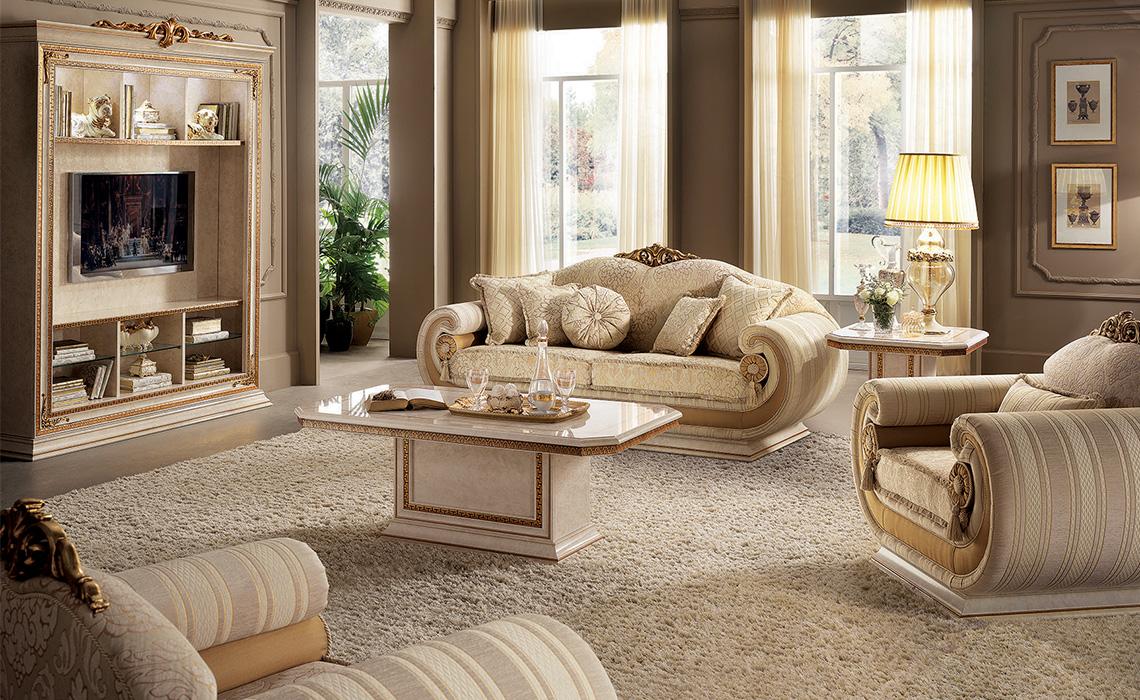 Leonardo Living Room tv wall unit