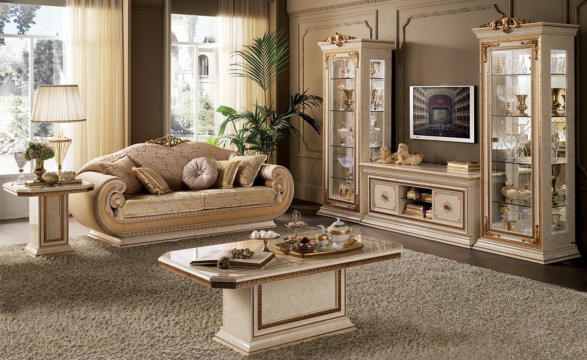 Leonardo Living Room overview