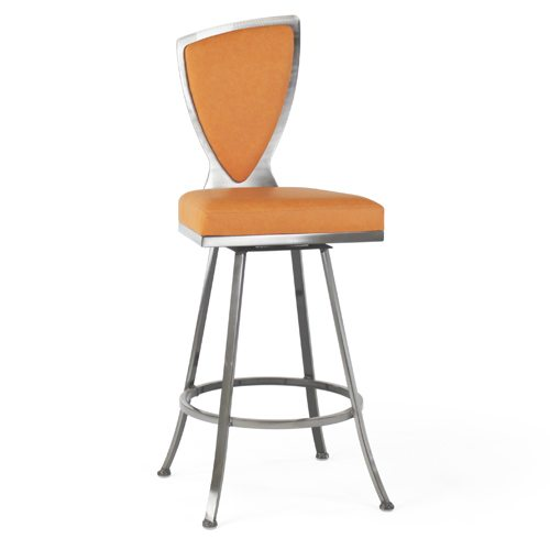 Diva Swivel Barstool Overview