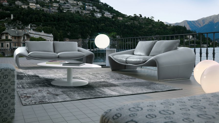 Seagull leather sofas deluxe overview