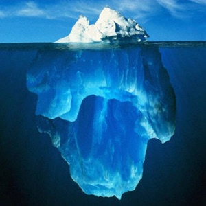 iceberg podcast