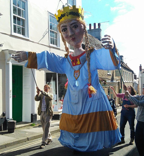 The Spirit of Bridport