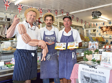 RJ Balson & Son - England's oldest butcher