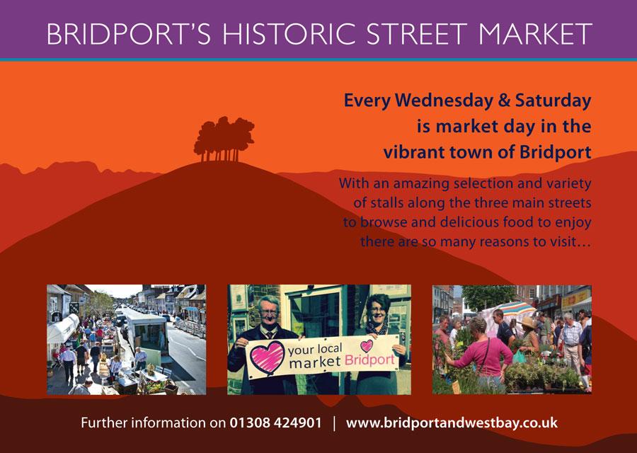 Bridport's Historic Market