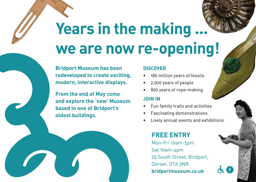 Bridport Museum opening