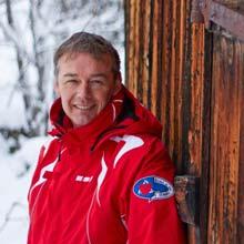 Michael Harrison, ski instructor with MH2ski in Meribel, France