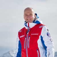 Martin Hemlsey, ski instructor with MH2ski in Meribel, France