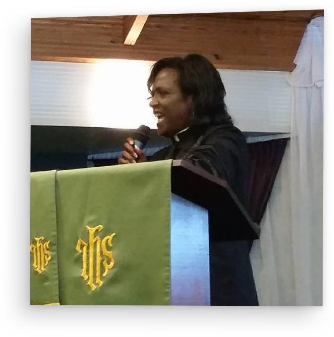 Rev. Dr. Alesia Scott Ford-Burse