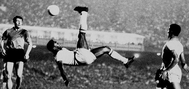 Pele King of Football