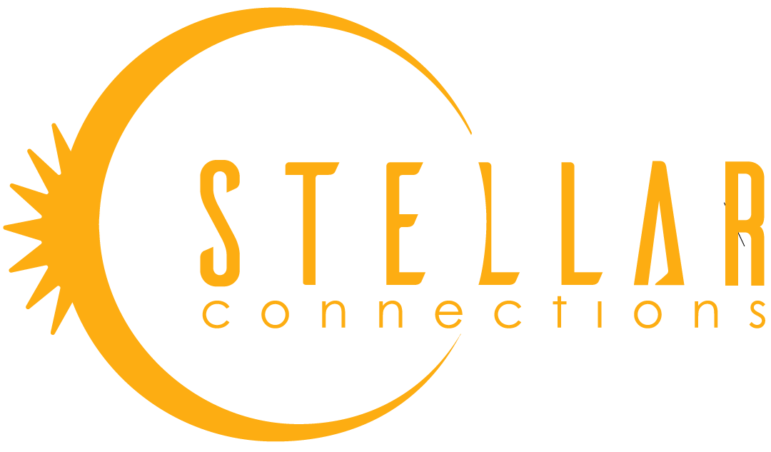 Stellar Connections Midnight Logo