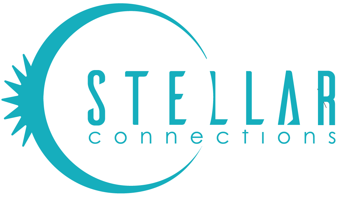Stellar Connections Blue Logo