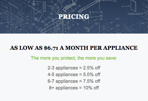 Appliance Service Agreements Service Agreements For Appliances