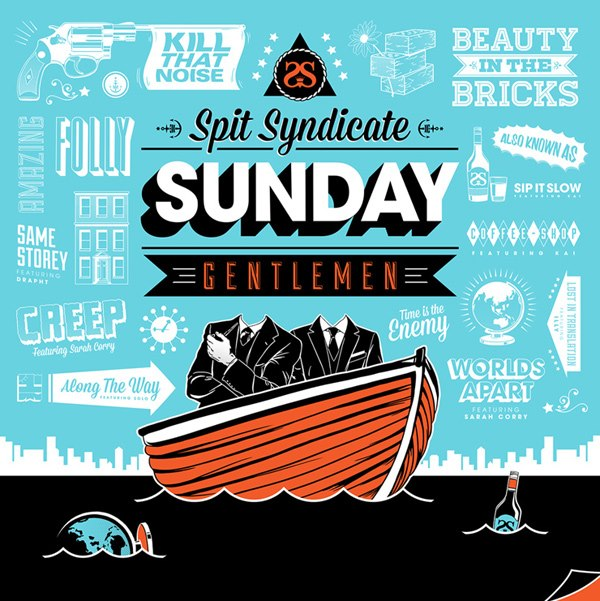 Spit Syndicate - Official Website