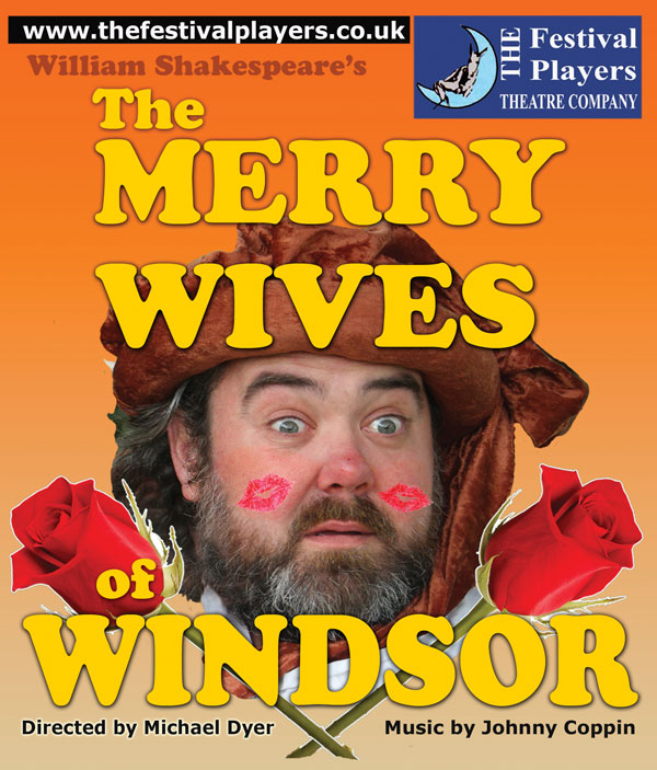 The Merry Wives of Windsor performed by The Festival Players
