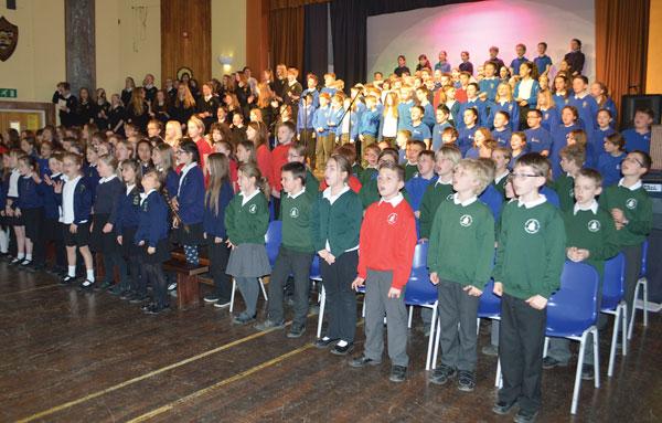 Beaminster Festival Schools' Choral Concert