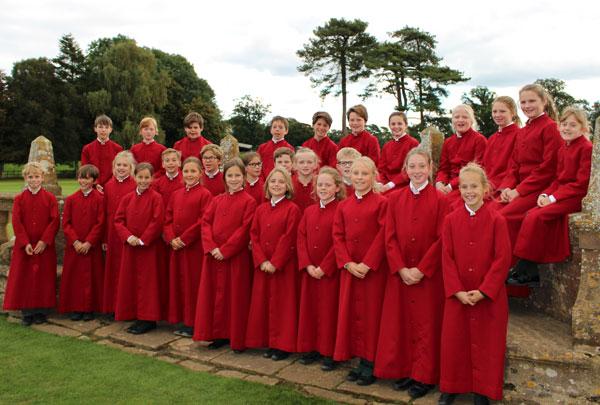 Perrott Hill School Choir