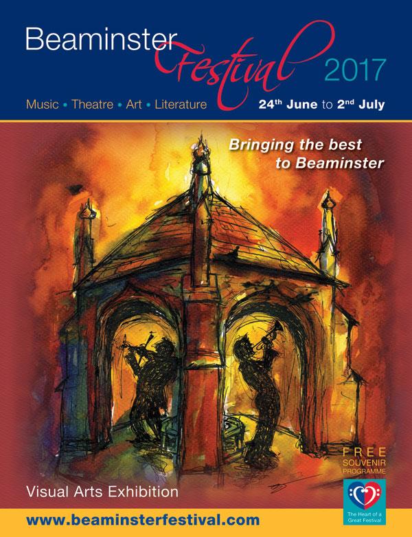 Beaminster Festival 2017 Souvenir Programme cover