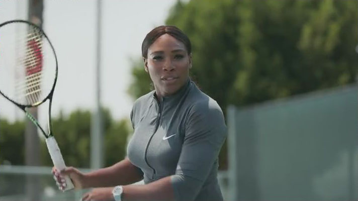 Unlimited Power Nike Serena Williams Lora Arellano