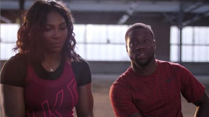 The Hart Serena Nike+ Training Club Workout Lora Arellano
