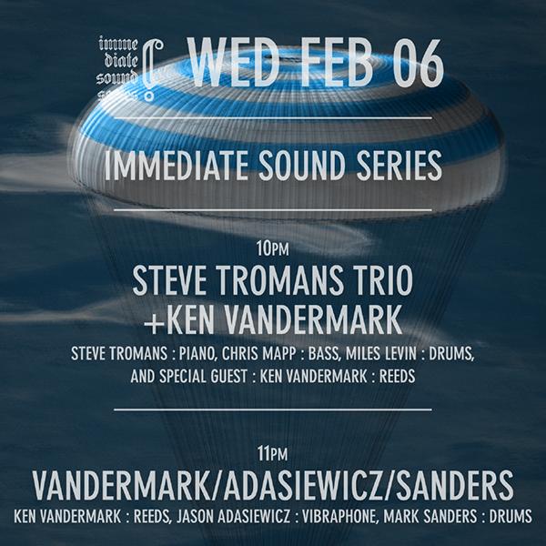 Immediate Sound Series - Series ID & Promotional Design