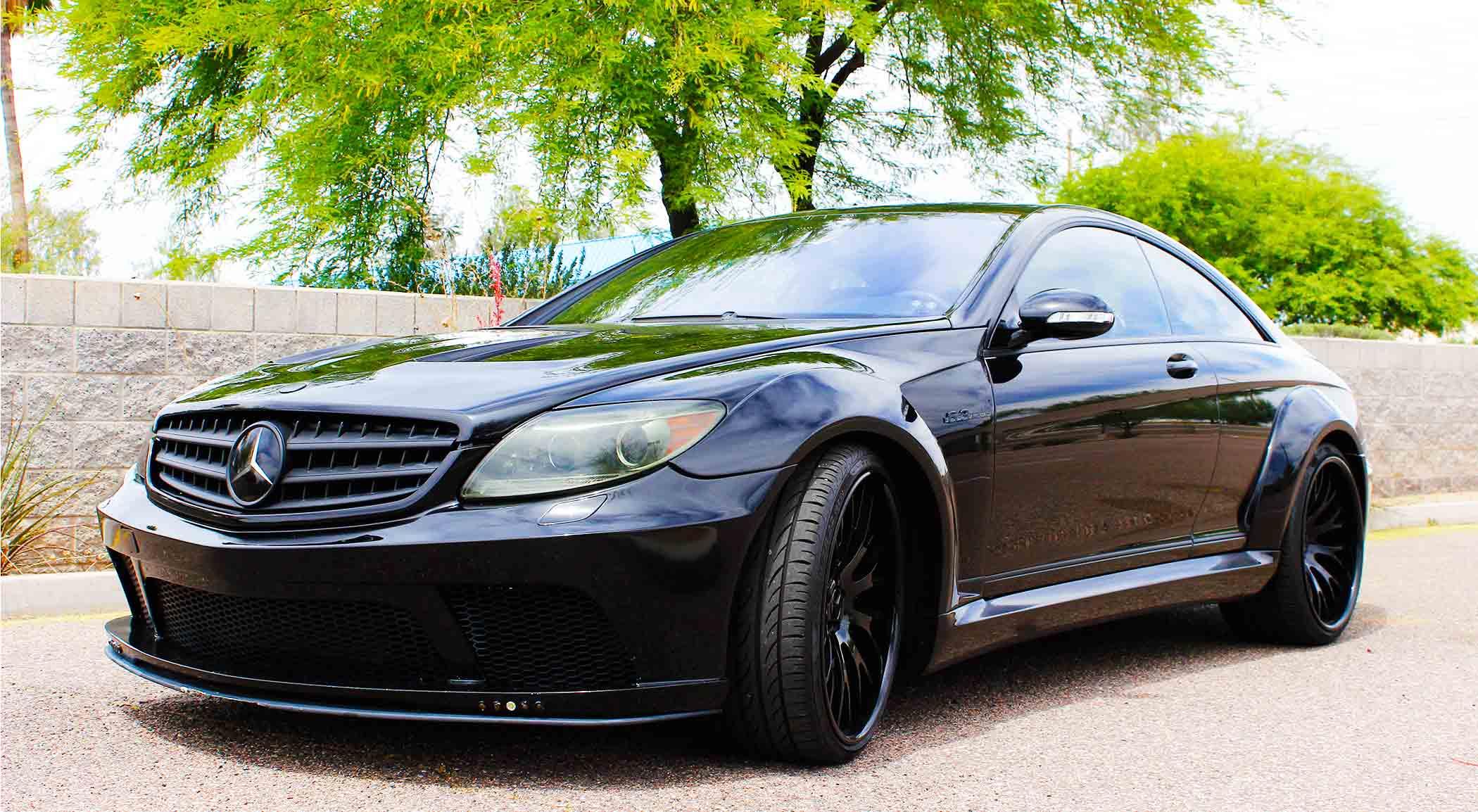 Mercedes Bens Image 1