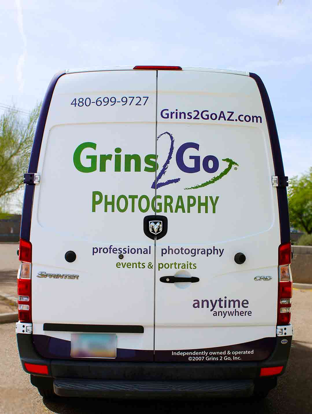 Sprinter Van Image 1