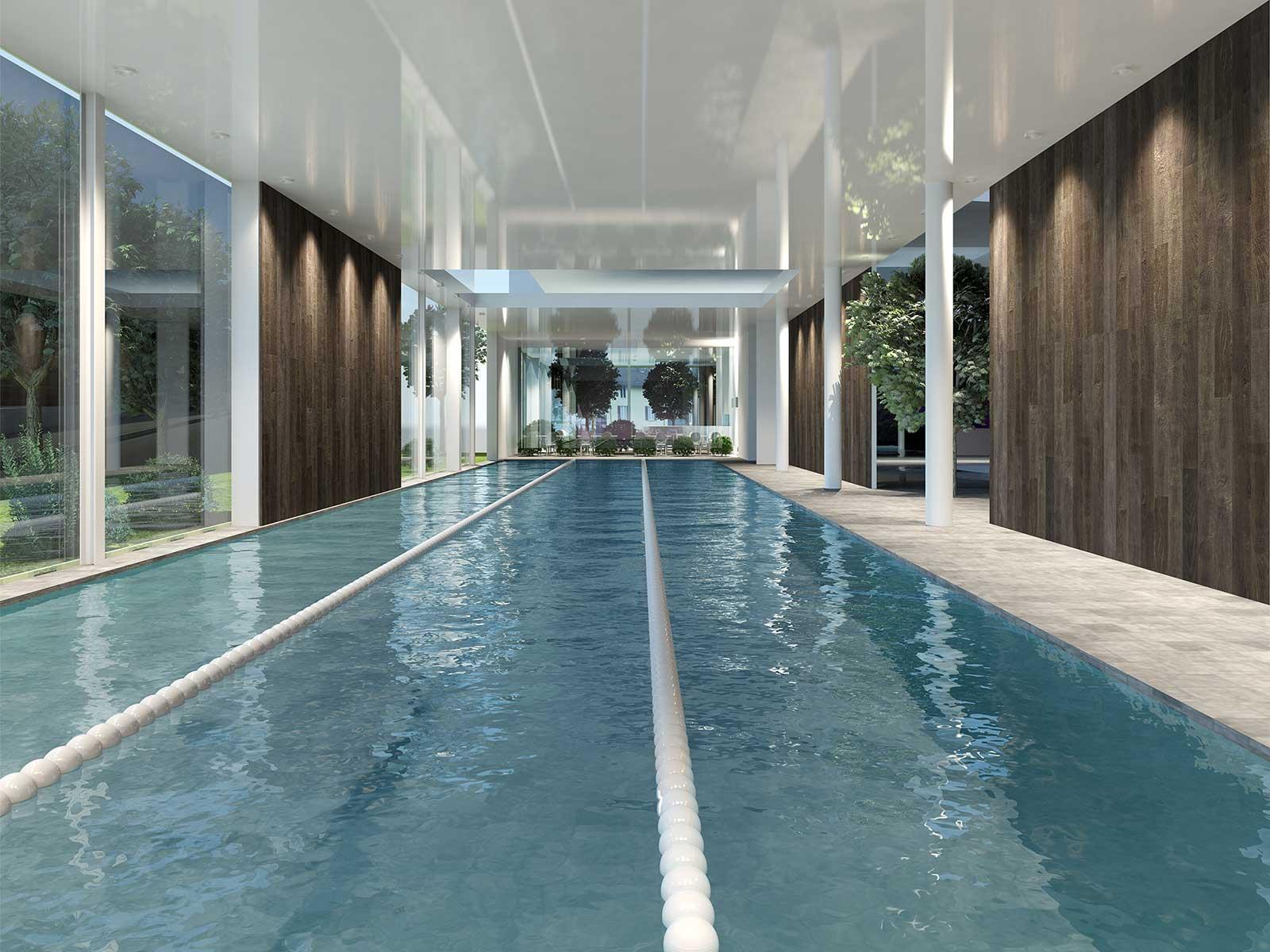 piscina nuoto e acquagym