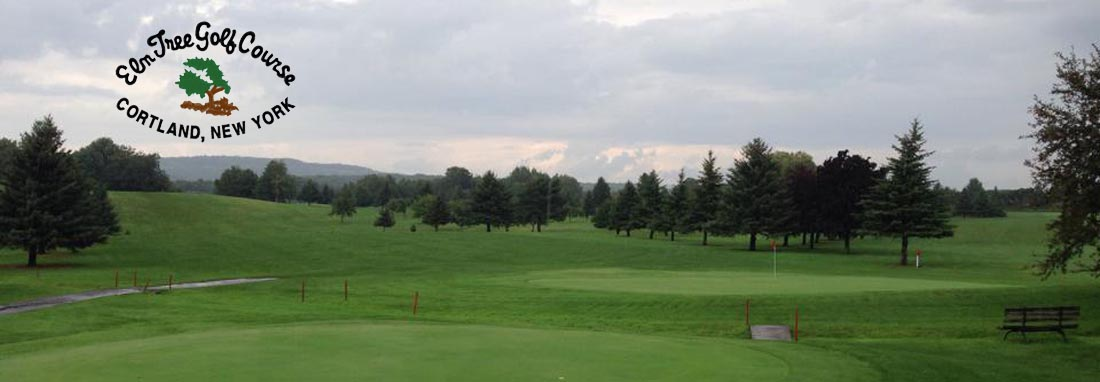 Elm Tree Golf Course in Cortland NY