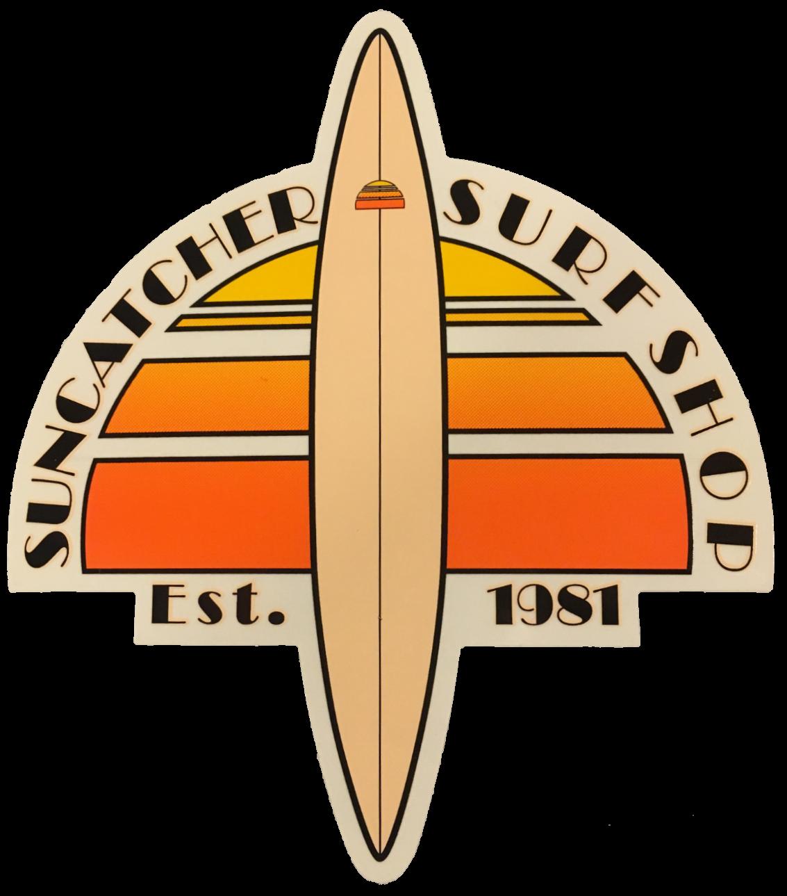 Suncatcher Surf Shop and Mimi's Shop in Stone Harbor