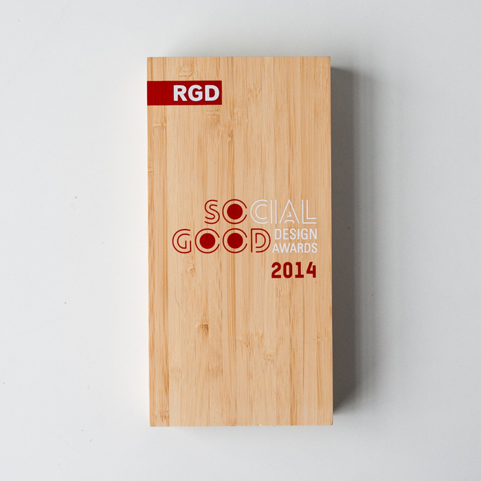 Flipside won a 2014 RGD So Good Award.