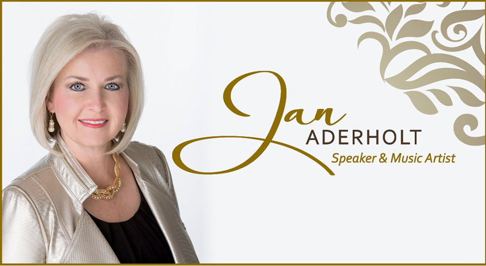 Jan Aderholt, Speaker & Music Artist