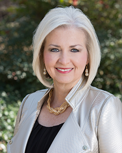 Jan Aderholt speaks on servant leadership