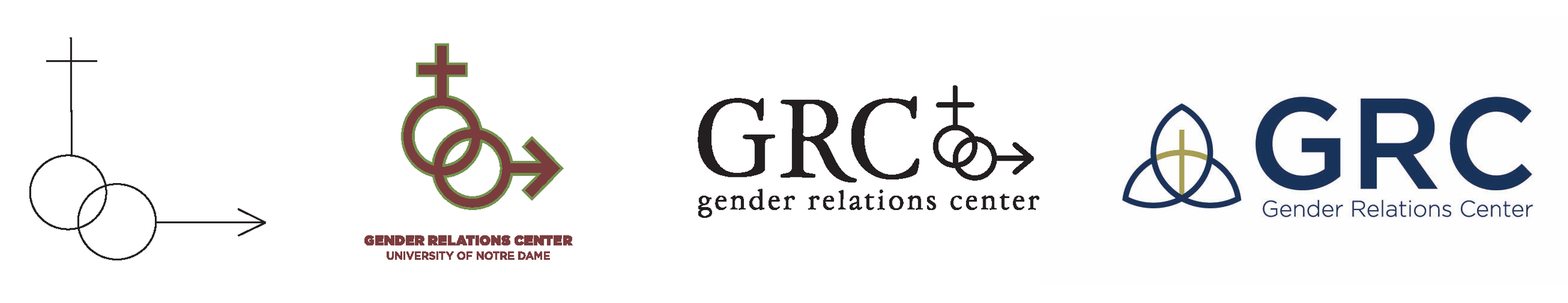 Image of the old and new GRC logos