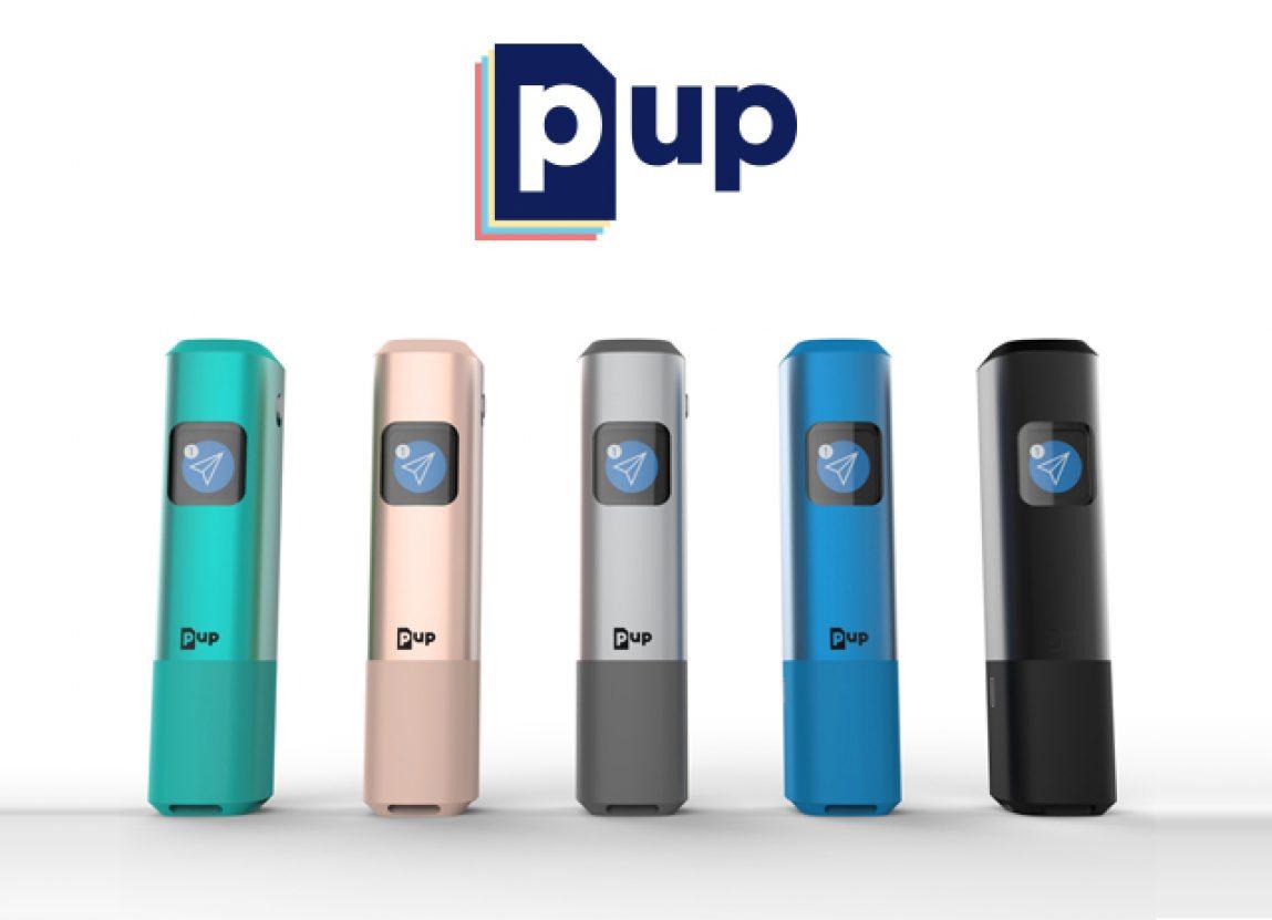 Карманный сканер Pup