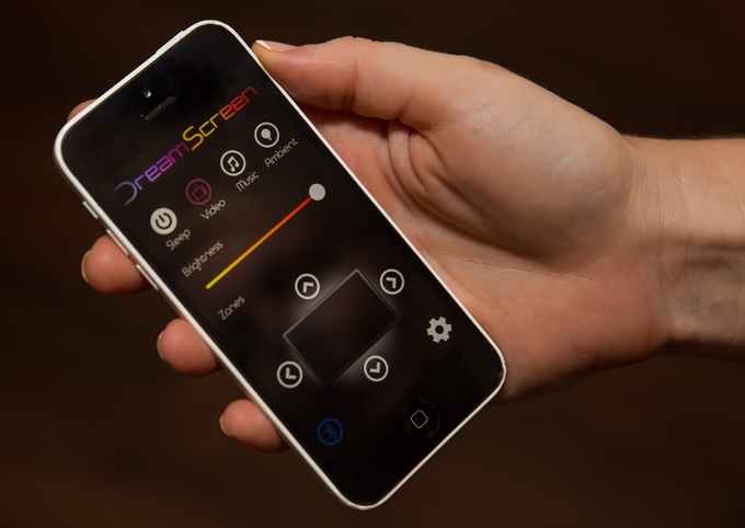 приложение подсветки Dream Screen