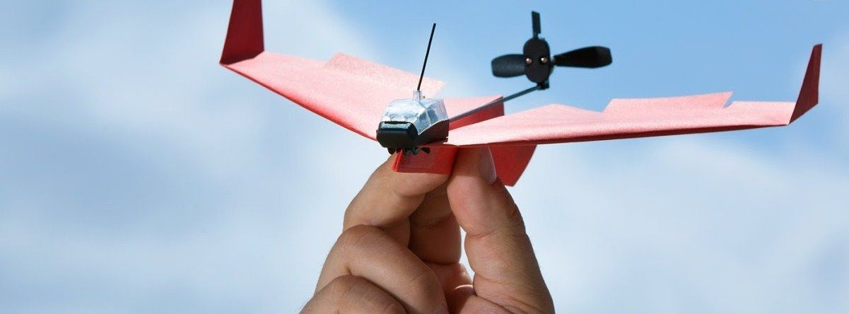 Самолет с мотором под Android и IOS