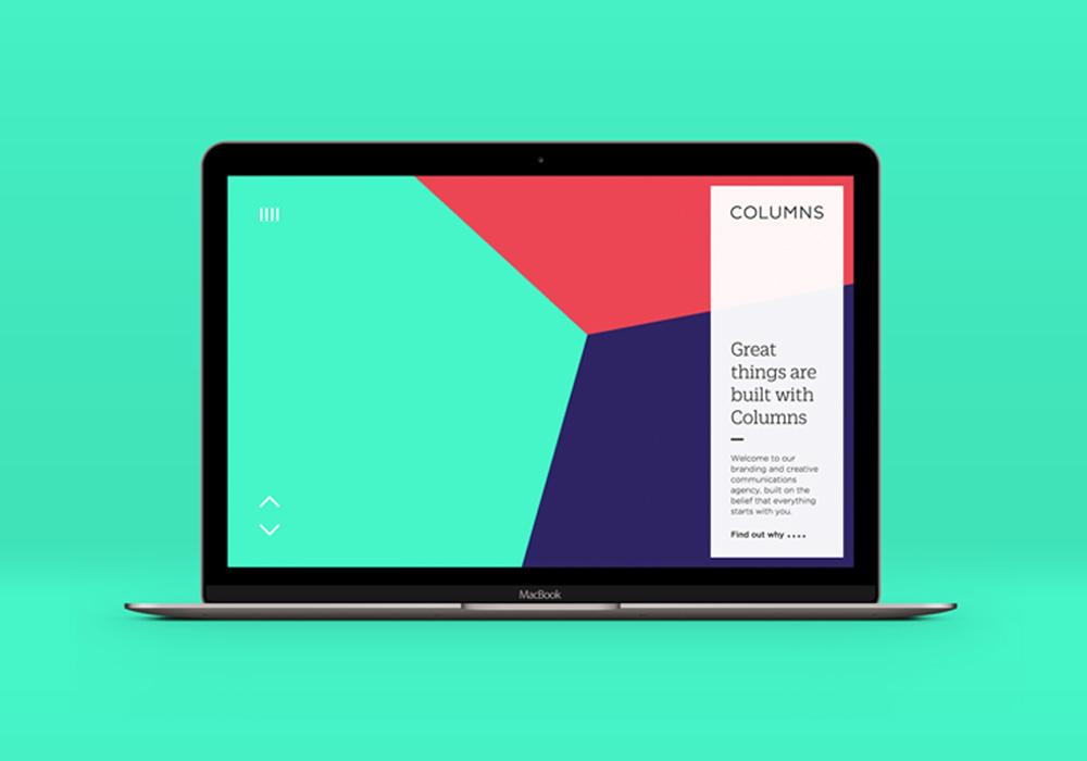 Columns website