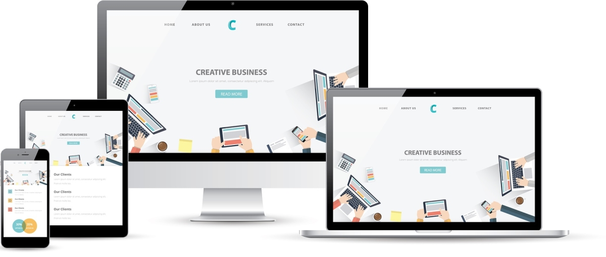 Prillis Design Responsive Websites