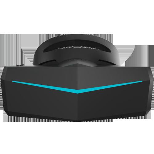 Pimax 8K позволяет пользователям испытать все прелести виртуальной реальности с использованием периферийного зрения и решает проблему эффекта «москитной сетки» и укачивания. Это первая VR гарнитура с разрешением 8К.